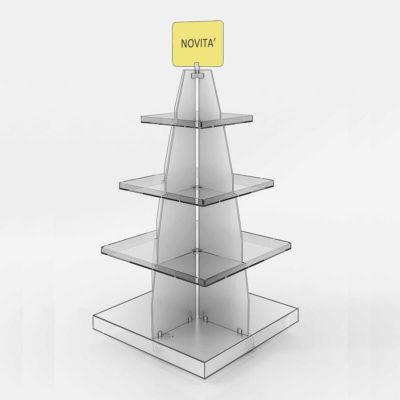 RR006 – Gondola Piramide D70