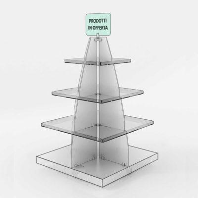 RR007 – Gondola Piramide D90