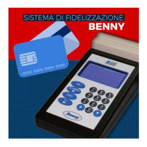 AL003 – Sistema di Fidelizzazione Benny
