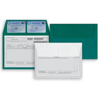 GG037 – Porta ricette a busta con porta card