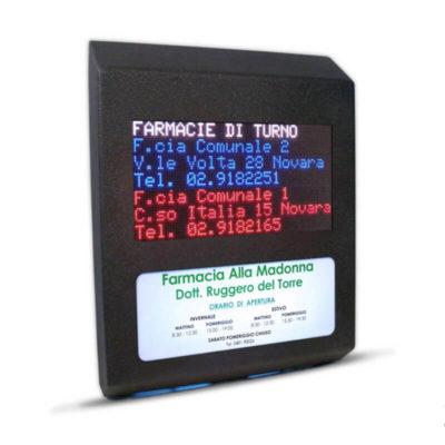CM005 – Bacheca turni elettronica GTFarm 721E