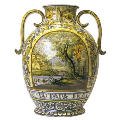 GG018 – Ceramica da Farmacia – Aulica 01