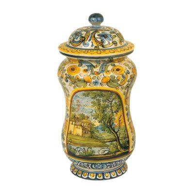 GG020 – Ceramica da Farmacia – Aulica 08