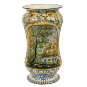 GG021 – Ceramica da Farmacia – Aulica 09