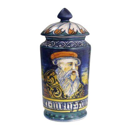 GG026 – Ceramica da Farmacia – Orsini colonna 01