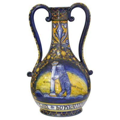 GG014 – Ceramica da Farmacia – Orsini colonna 13