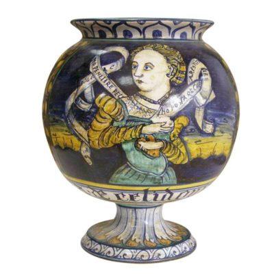 GG029 – Ceramica da Farmacia – Orsini colonna 04