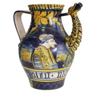 GG013 – Ceramica da Farmacia – Orsini colonna 7