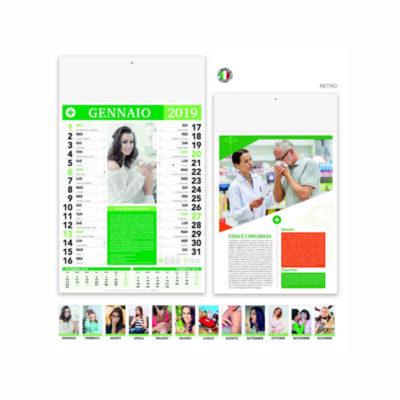 GG053 – Calendario Farmacia