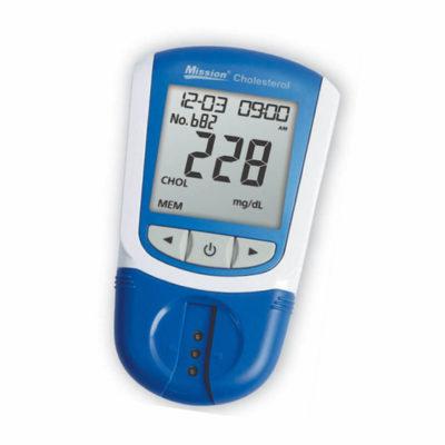 AD012 – Analizzatore colesterolo Mission