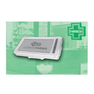 AE001 – Etichette elettroniche per Farmacia