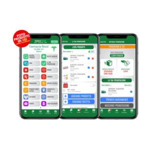 SE006 – App personalizzata per la Farmacia Digitale
